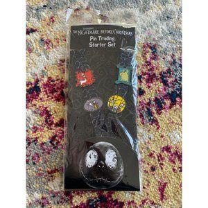 DISNEY Parks Nightmare Trading Pin Set NEW